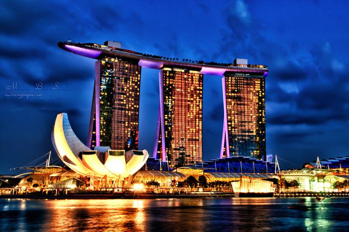 急聘赴新加坡金沙酒店招聘简章